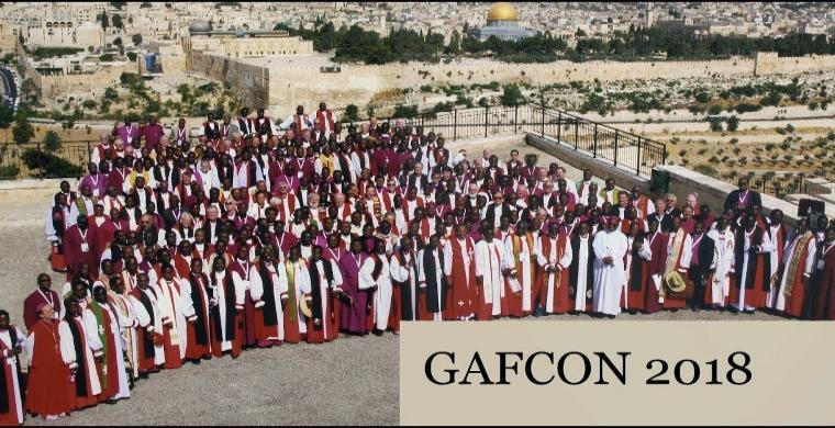 Jerusalem: Gafcon III - 2018