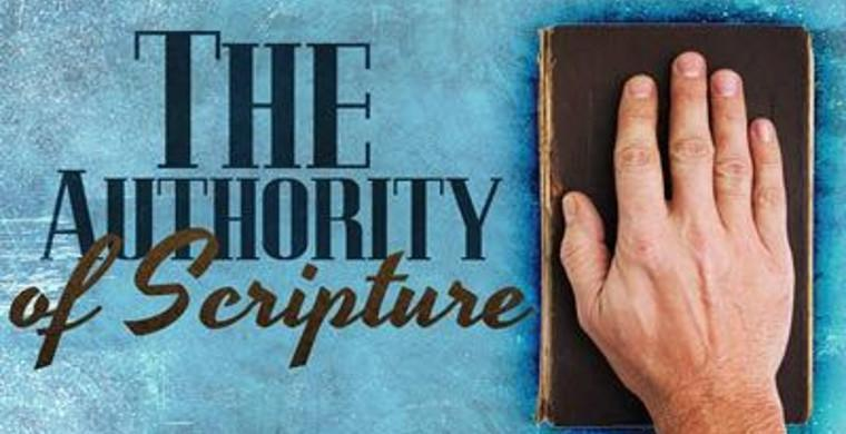 the relevance and authority of scripture essay In his inspiration and authority of the bible for a believer in biblical inerrancy, holy scripture is the word of god inspiration and authority of bible, with a lengthy introductory essay by cornelius van til.