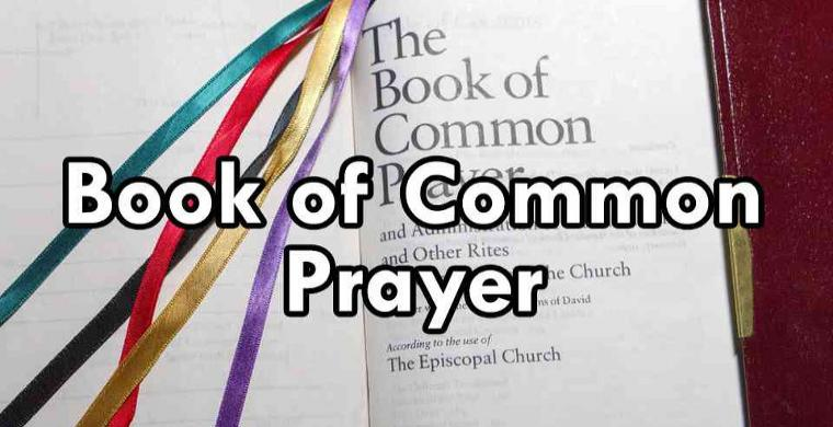 Rip 1979 Book Of Common Prayer About To Fade Into History