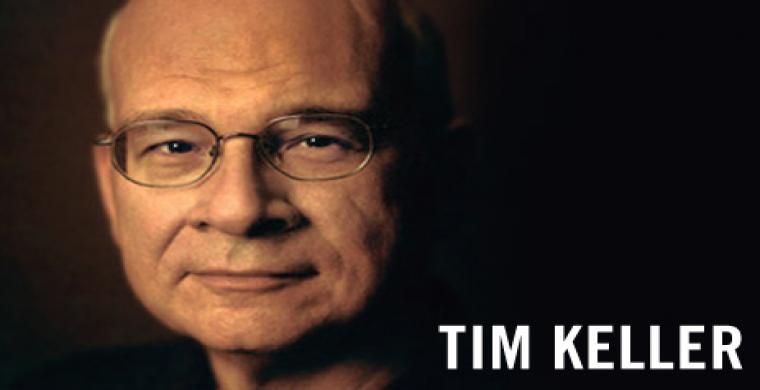 Tim keller homosexuality
