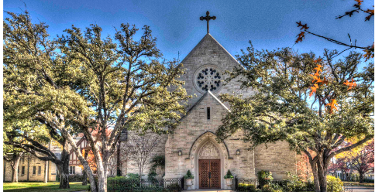 trinity episcopal church fort worth