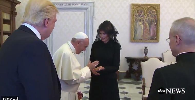 Our Lady of the White House: FLOTUS is Roman Catholic