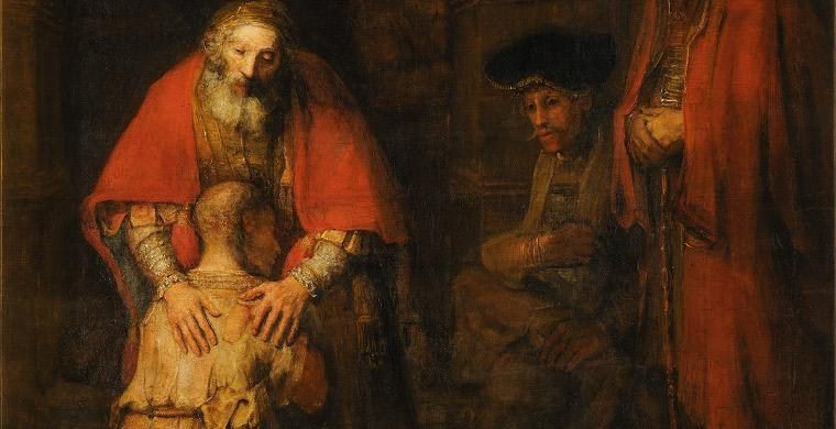 ST. PETERSBURG: Rembrandt and the Prodigal Son ...